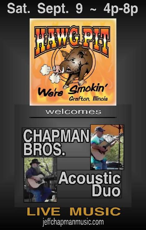Chapman Bros 9-9-17