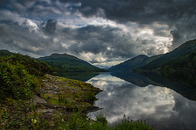Perfect Loch Eck