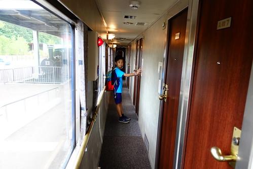 小坂鐵道公園Blue Train Inn