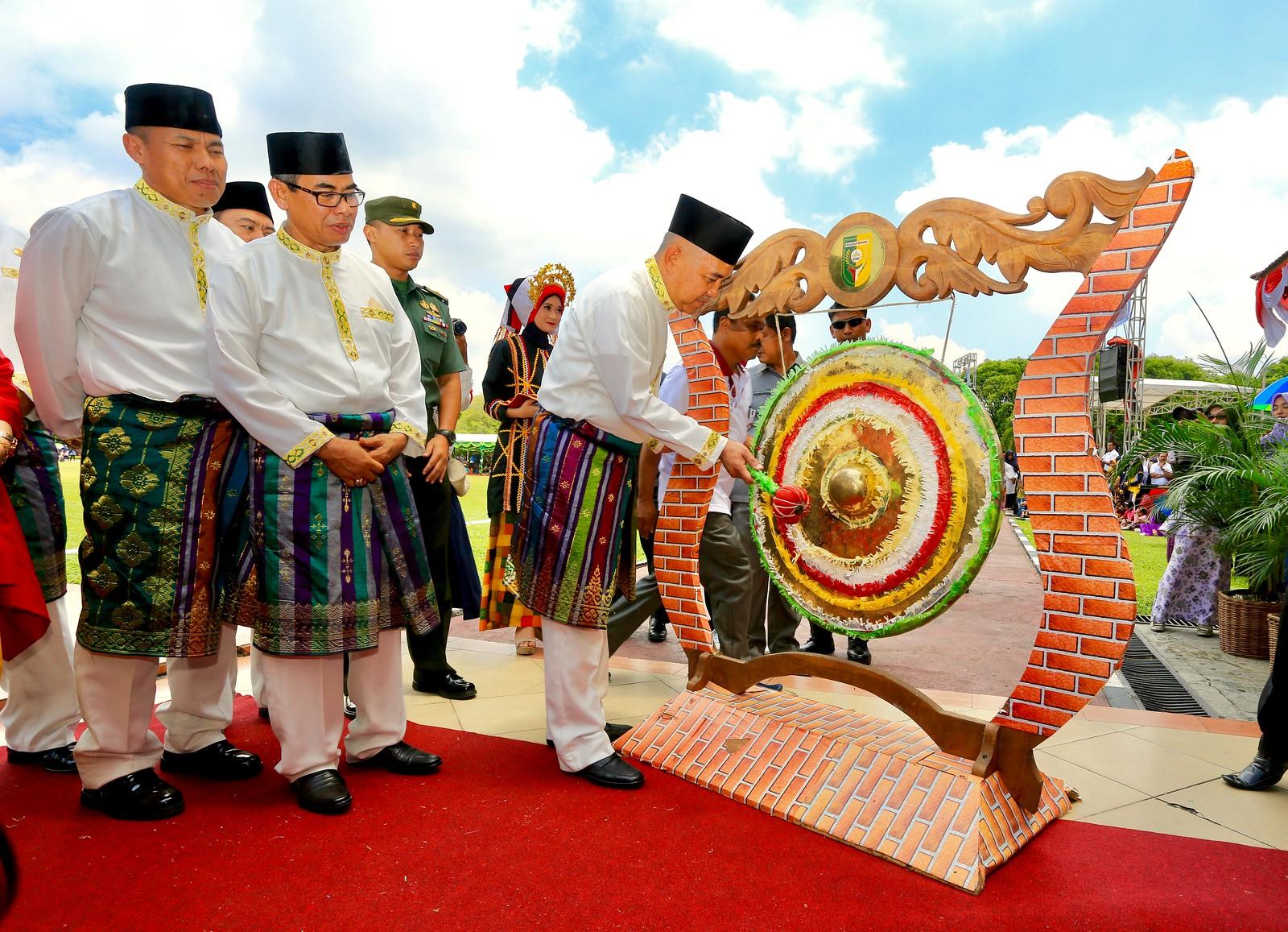 Pacu Jalur Kuantan Sengingi, Riau