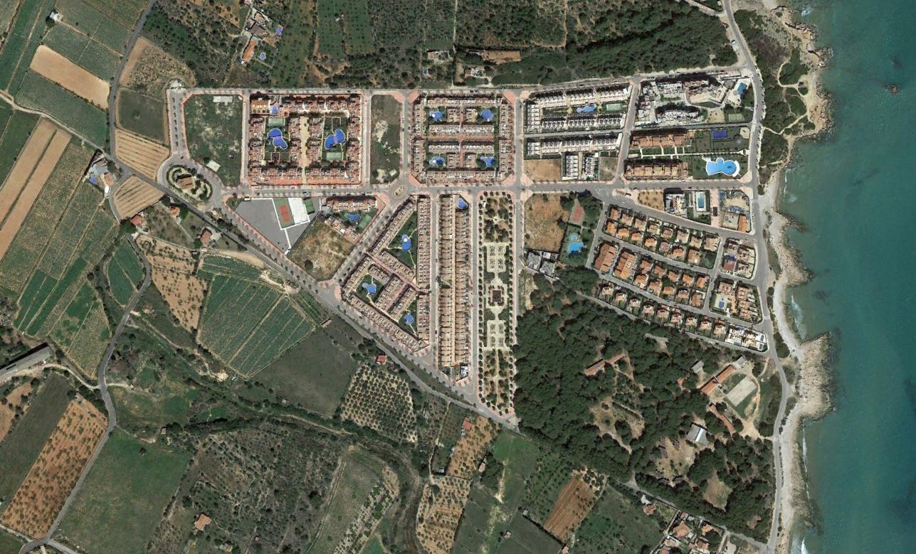 alcossebre, castellón, alcossanse, después, urbanismo, planeamiento, urbano, desastre, urbanístico, construcción, rotondas, carretera