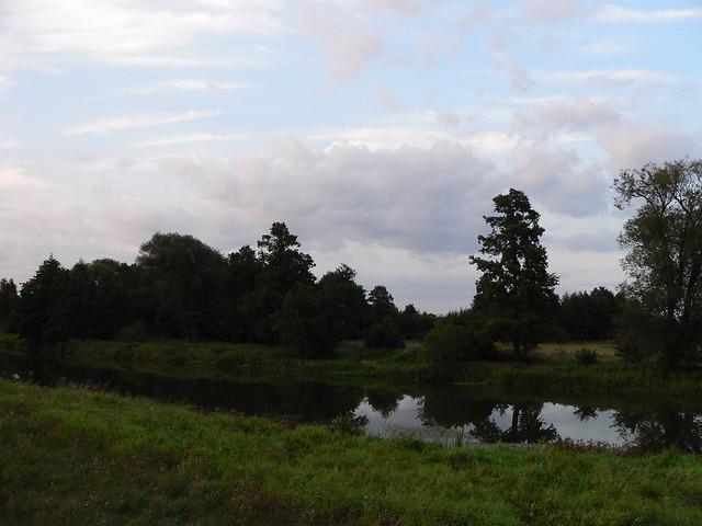 Prosna River. Kalisz, Poland, Panasonic DMC-FZ15