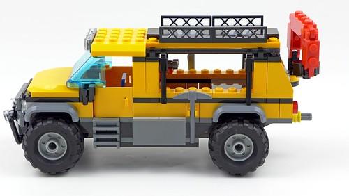 LEGO City Jungle 60161 Jungle Exploration Site 57