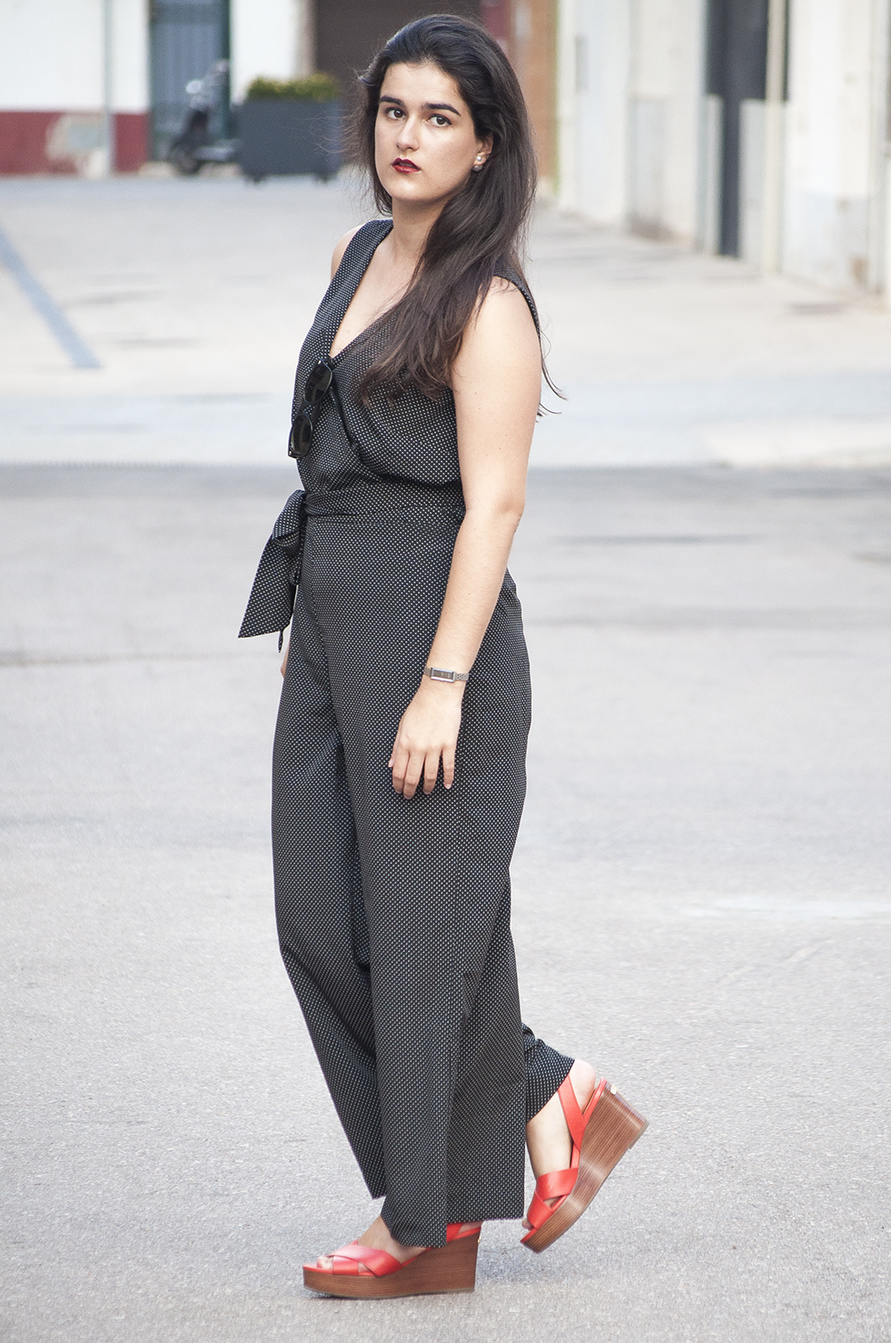something fashion blogger influencer streetstyle spain valencia outfits summer jumpsuit inspiration_0581
