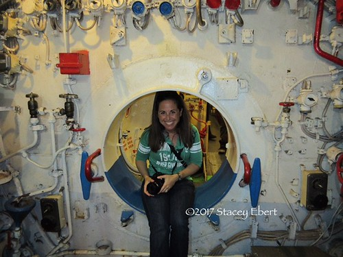 San Diego Maritime Museum - submarine. From Through the Eyes of an Educator: Touring Home
