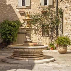 Fontaine de Tourettes sur Loup