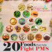 Top 20 Foods That Help to Fight PMS