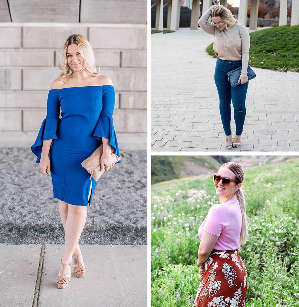 9 Mid-Size Fashion Bloggers (Kimberley - Eleventh and Sixteenth)