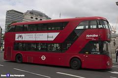 Wrightbus NRM NBFL - LTZ 1175 - LT175 - Metroline - London 2017 - Steven Gray - IMG_0341