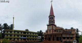 St. Antony's Church, Arimbur - 1