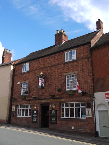 George and Dragon, Lichfield