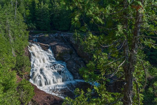 Upper Saxon Falls, Nikon D750, Sigma 24-105mm F4 DG OS HSM