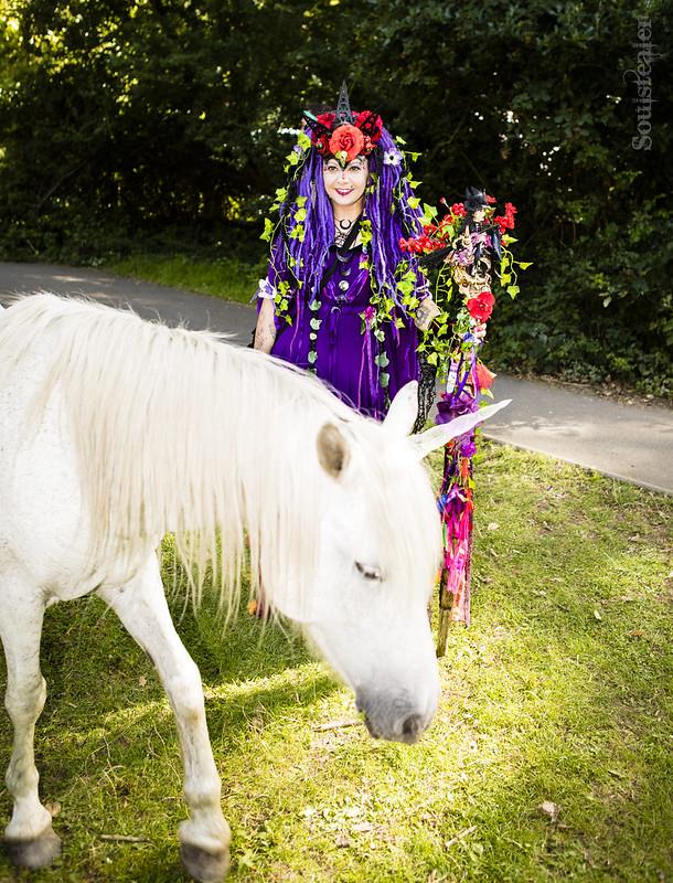 Cecile & Unicorn
