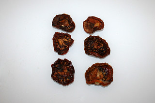 10 - Zutat getrocknete Tomaten / Ingredient dried tomatoes