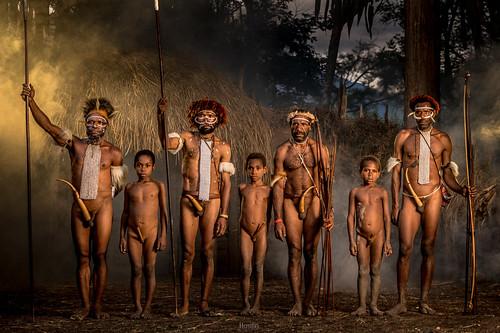 The Dani Tribe