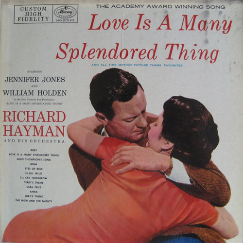 Love is a Many-Splendored Thing - Soundtrack Cover