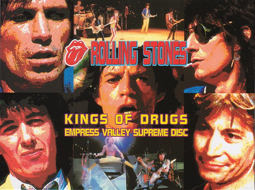 The Rolling Stones - Kings of Drugs