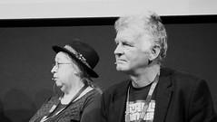 Edinburgh International Book Festival 2017 - Farah Mendlesohn Adam Roberts Jo Walton & Ken MacLeod 07
