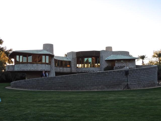 David & Gladys Wright House