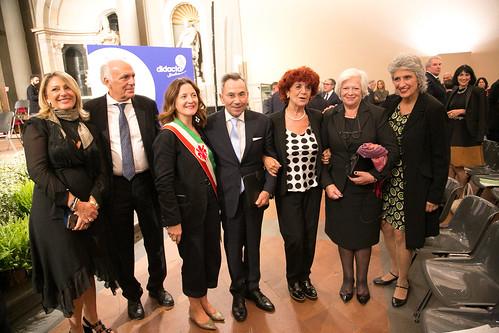 Fiera Didacta Italia, concerto inaugurale Orchestra Erasmus (Firenze, Palazzo Vecchio, 26/09/2017)