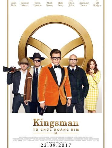 Mật Vụ Kingsman 2 - Tổ Chức Hoàng Kim