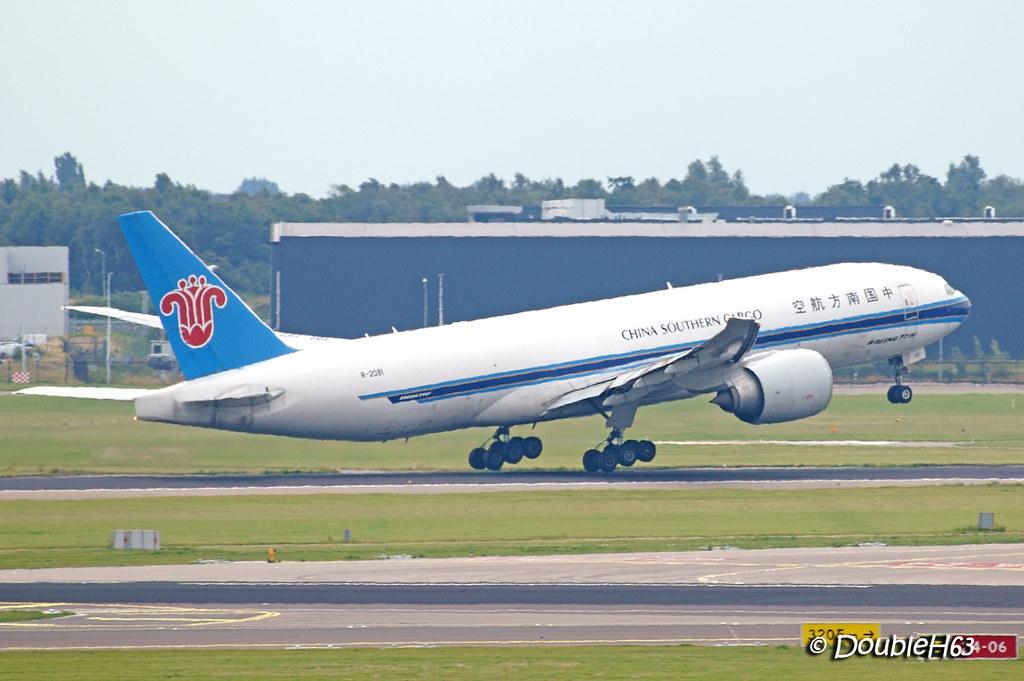 B777F China Southern AMS
