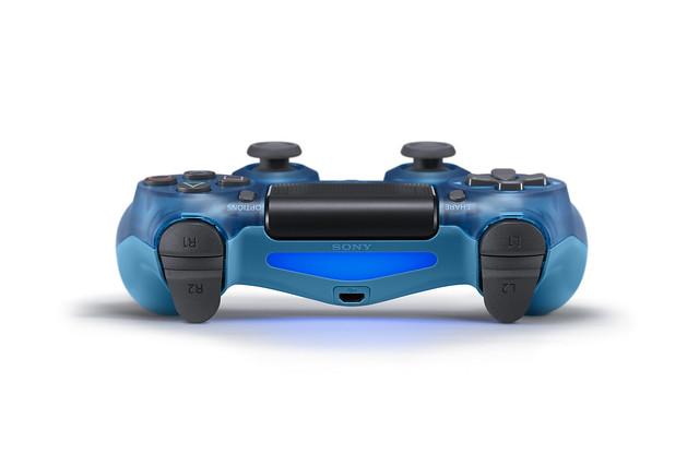 Blue Crystal DualShock 4