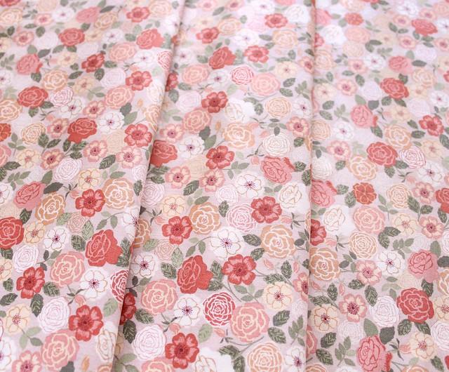 Lewis & Irene Flo's Wildflowers FLO9-3 Peach Wild Rose