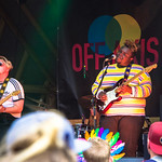 Indigo Velvet on Off Axis stage at Kendal Calling