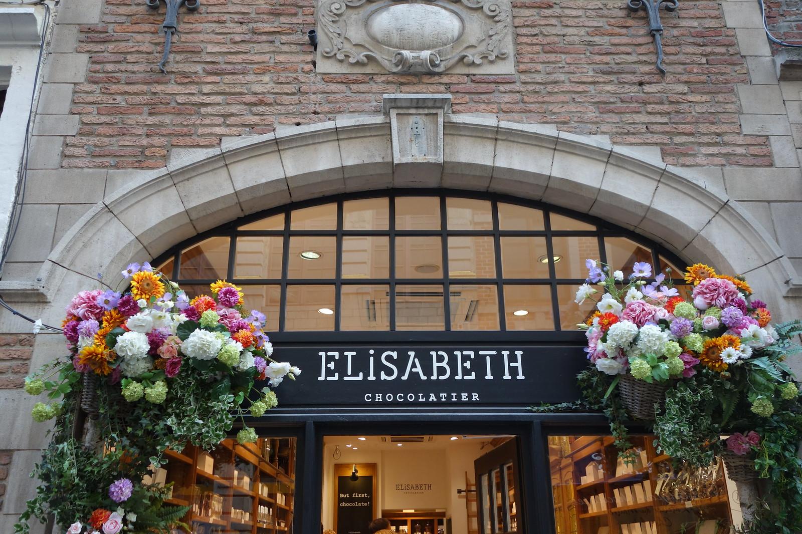 Elisabeth, Brussels