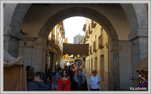 #ÁvilaMedieval como volver al medievo en un fin de semana 5