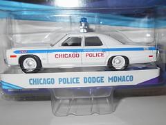 1974 Dodge Monaco (Chicago Police) by Greenlight