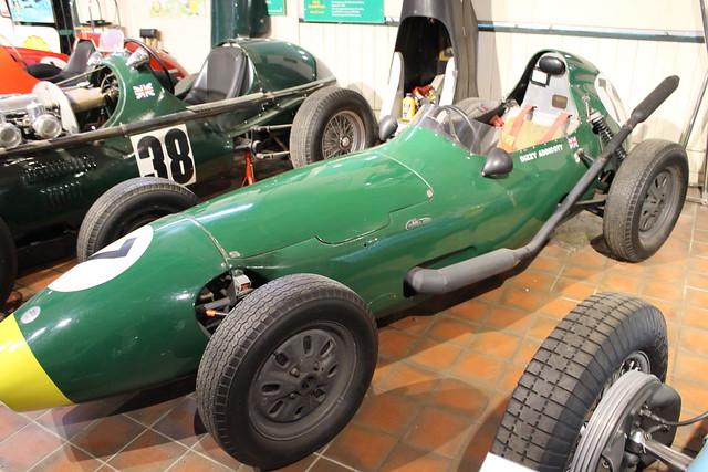 1959 Elva 100 Formula Junior car