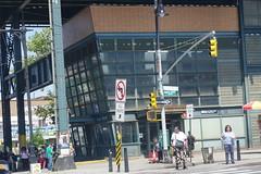 Bronx NY Gun Hill Rd  MTA-2006