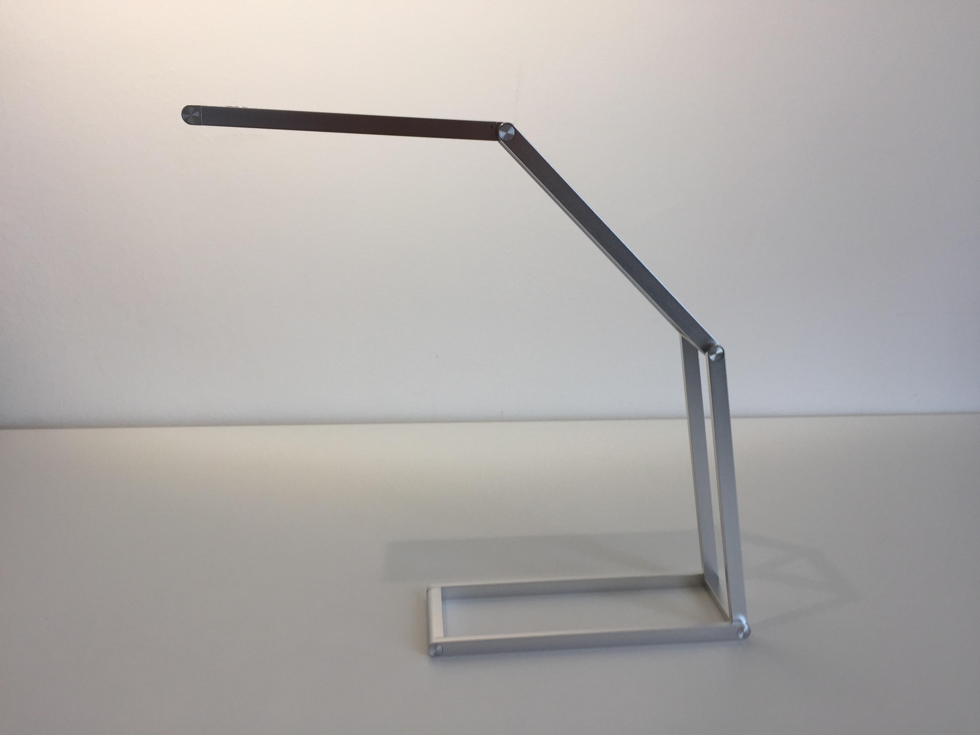 20170904 Lampe de bureau Aukey LT-ST7 portable, rechargeable et pliable 8