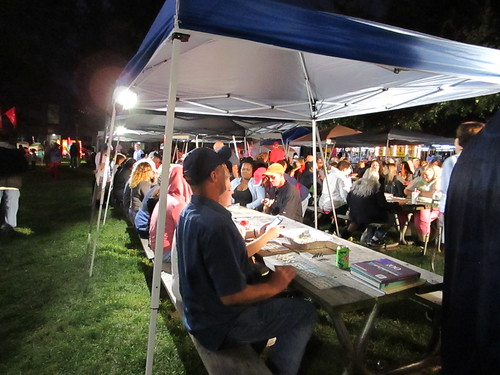 The First Night of the Greenbelt Labor Day Festival