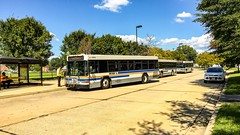 Prince George's County THE BUS Gillig Low Floor Advantage Diesel