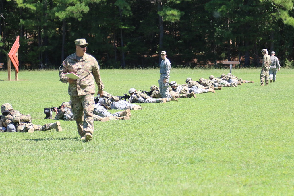 8N0A3767 | Ready, Aim, Fire! Soldiers, of the 449th TAB, sho