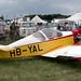 Brugger MB.2 Colibri HB-YAL Leicester East 5-7-80