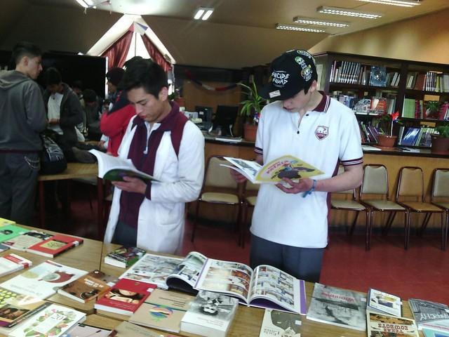 Expo BiblioCafé 2017