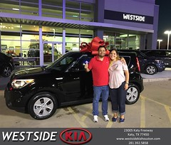 #HappyBirthday to Miguel from Orlando Baez at Westside Kia!