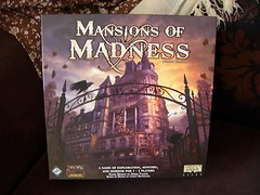 Mansions of Madness 2nd efition