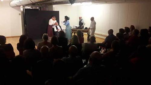 actuacion grupo teatro once1