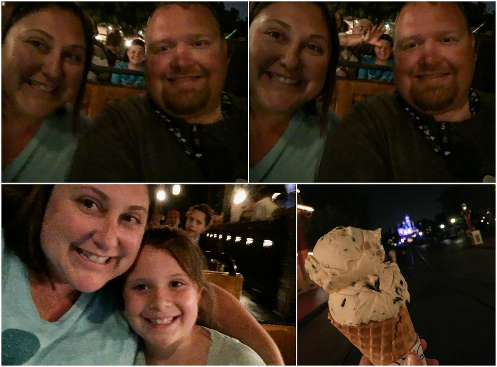 big thunder and end of the night