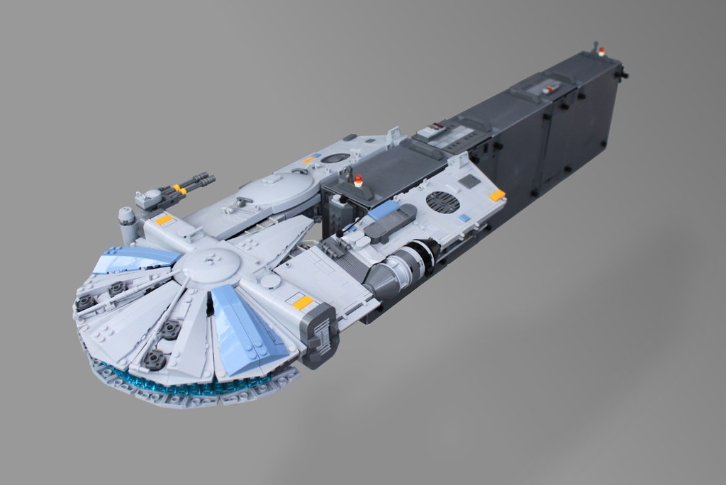 "YT-1450 Light Freighter - ""The Nadir"" - Container Mode"
