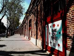 Ex bodegas.  Ciudad de Buenos Aires  Argentina