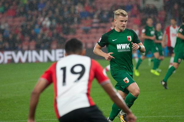 Southampton FC versus FC Augsburg