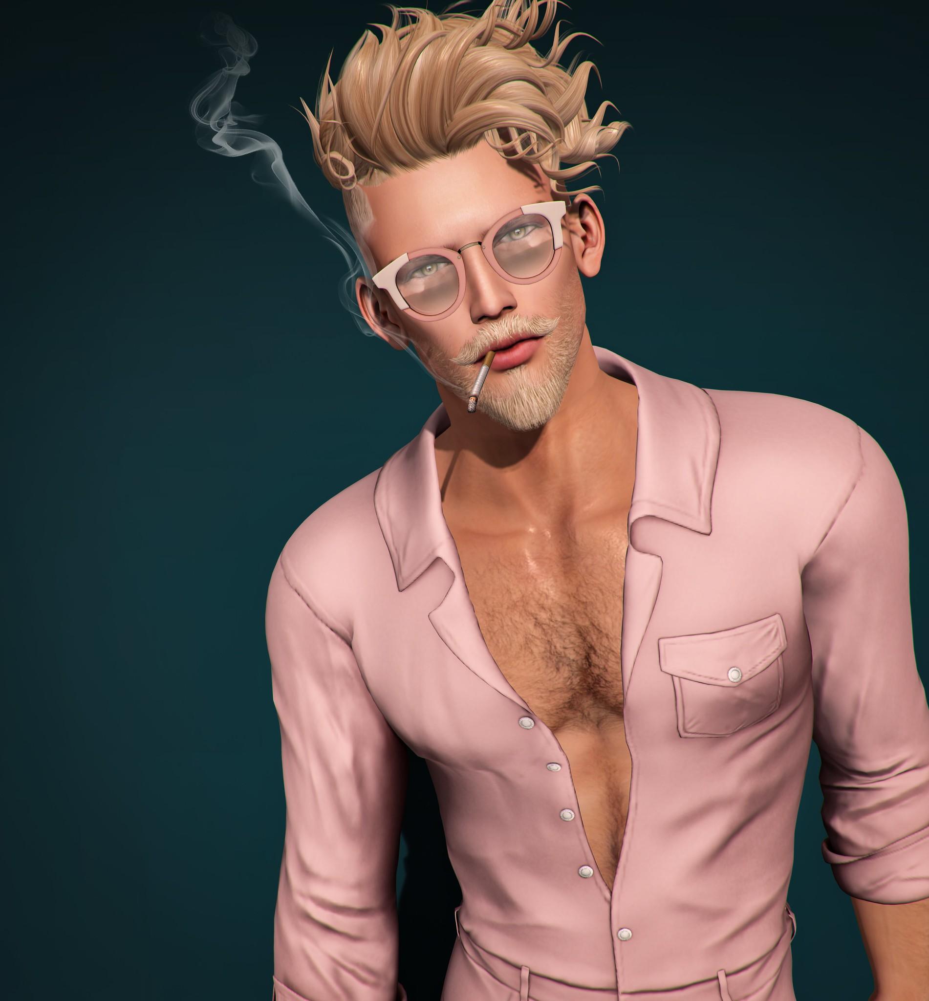 Hervé glasses.
