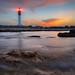 Le phare de Couronne la vieille by LDream2505 (Michel Dogniaux)