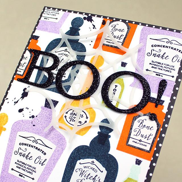 Boo! Card 2
